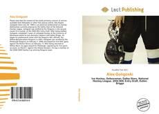 Capa do livro de Alex Goligoski