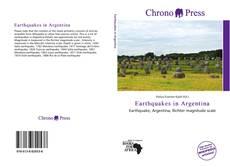 Buchcover von Earthquakes in Argentina