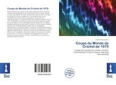 Bookcover of Coupe du Monde de Cricket de 1979