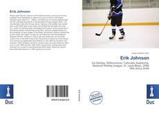Bookcover of Erik Johnson