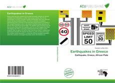 Capa do livro de Earthquakes in Greece