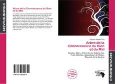 Arbre de la Connaissance du Bien et du Mal kitap kapağı