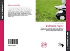 Capa do livro de Guilherme Finkler