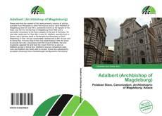 Buchcover von Adalbert (Archbishop of Magdeburg)