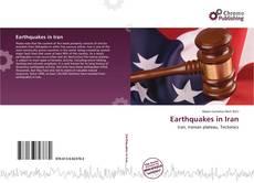 Copertina di Earthquakes in Iran