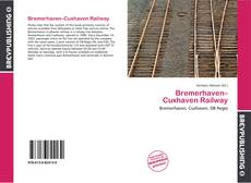 Обложка Bremerhaven–Cuxhaven Railway