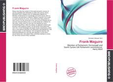 Bookcover of Frank Maguire