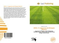 Buchcover von 2010–11 Jaguares de Chiapas Season