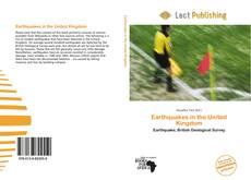 Earthquakes in the United Kingdom kitap kapağı
