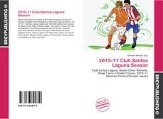 2010–11 Club Santos Laguna Season的封面