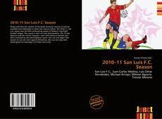 Portada del libro de 2010–11 San Luis F.C. Season