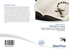 Buchcover von George H. Lang