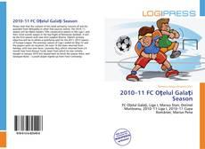Обложка 2010–11 FC Oţelul Galaţi Season