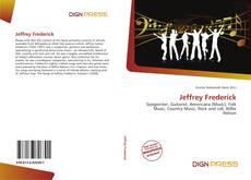 Обложка Jeffrey Frederick