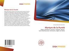 Обложка Martyre de la Pureté