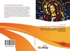 Bookcover of Christologie Philosophique