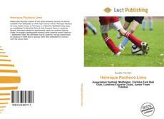 Henrique Pacheco Lima kitap kapağı