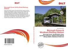 Borough Green & Wrotham Railway Station kitap kapağı