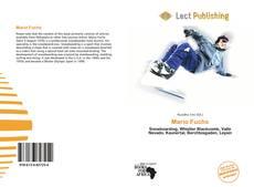 Mario Fuchs kitap kapağı