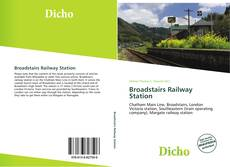 Bookcover of Broadstairs Railway Station
