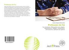 Bookcover of Profession de Foi
