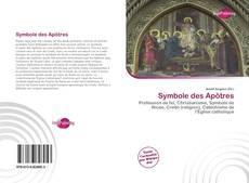 Обложка Symbole des Apôtres