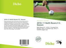 Обложка 2010–11 Raith Rovers F.C. Season