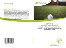 Capa do livro de João Paulo Daniel
