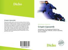 Crispin Lipscomb kitap kapağı