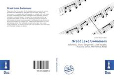 Bookcover of Great Lake Swimmers