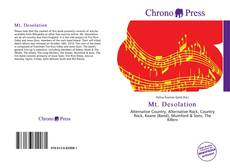Bookcover of Mt. Desolation