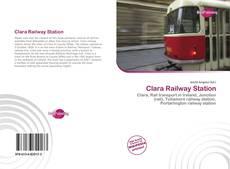 Portada del libro de Clara Railway Station