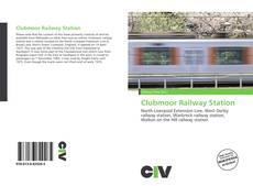Обложка Clubmoor Railway Station