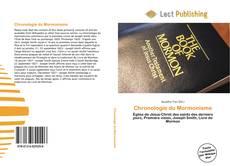 Copertina di Chronologie du Mormonisme