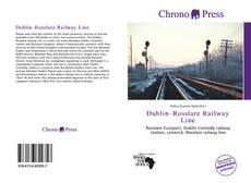 Copertina di Dublin–Rosslare Railway Line