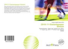 Bookcover of 2010–11 Gaziantepspor Season