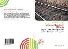 Alton and Southern Railway kitap kapağı