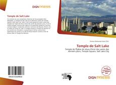 Bookcover of Temple de Salt Lake
