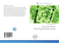 John Allan Broun的封面