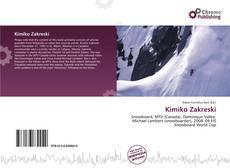Couverture de Kimiko Zakreski