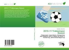 2010–11 Trabzonspor Season kitap kapağı