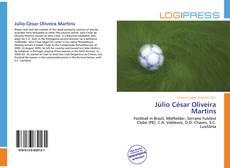 Couverture de Júlio César Oliveira Martins
