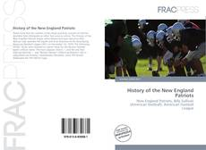 Bookcover of History of the New England Patriots