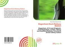 Buchcover von Dagenham Dock Railway Station