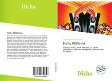 Portada del libro de Holly Williams