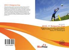 Buchcover von 2010–11 Bulgarian Cup