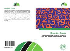 Bookcover of Benedict Gross