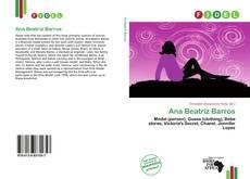 Bookcover of Ana Beatriz Barros