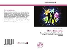 Bookcover of Doris Humphrey