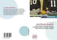 Capa do livro de Jose Munoz (Baseball)